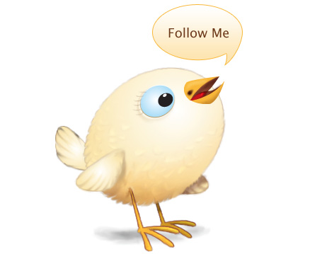 Twitter Bird - v2
