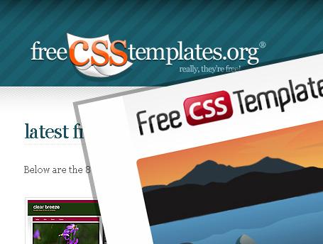 Free CSS Templates Websites