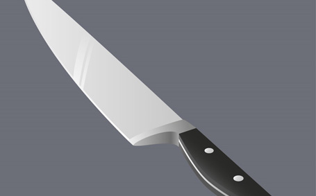 How to Create A Realistic Chef's Knife in Illustrator