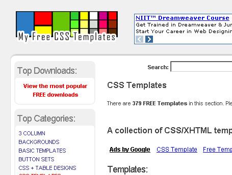 my-free-css-templates.com