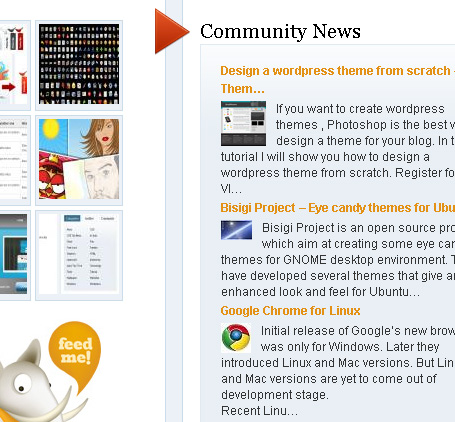 Upload your news to Community News