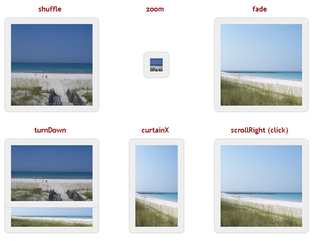 A Slideshow Plugin for Your Website - jQuery Cycle Plugin