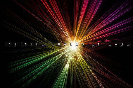 Download Infinite Explosion Brush Free. Flow Graphic is introduced a brush