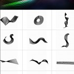 Photoshop Spiral Brush Set for Free