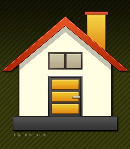 Download your big home icon free for House images free download