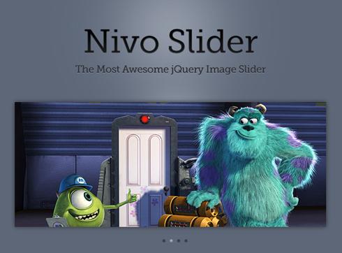 Nivo Slider - A jQuery Image Slider