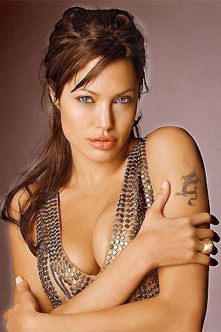 Angelina Jolie - by iqadgeszone