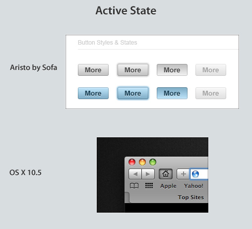 Create a Realistic Looking Button with CSS3