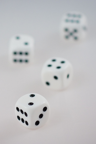 Four Dices - by Harri1970