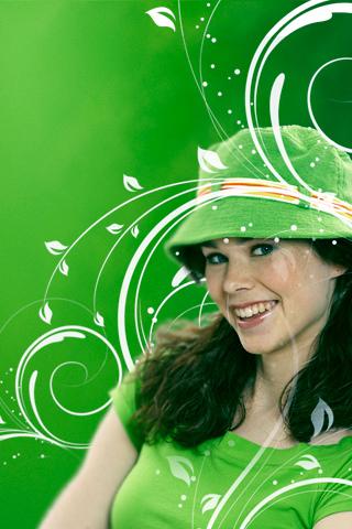 Green - by Ioswl