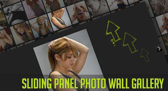 Create A Photo Wall Gallery with jQuery