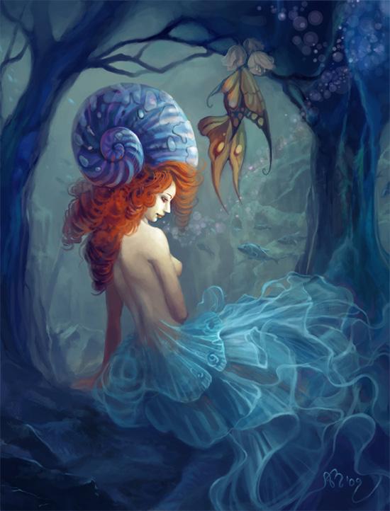 Inspiration- Seawitch
