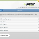 jQuery Mobile Alpha One Released