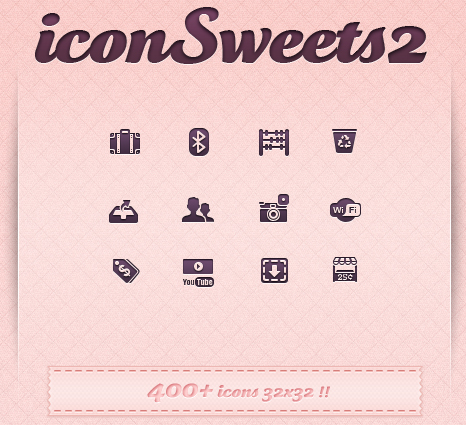 A Thousand Plus Icons for iPad, iPhone, Android and Website