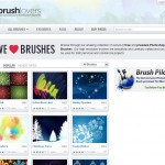 Free and Premium Photoshop Brushes from BrushLovers