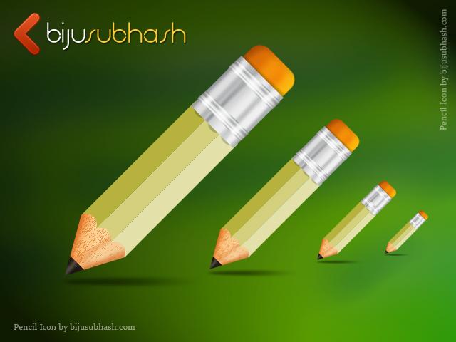 PSD Pencil ICON