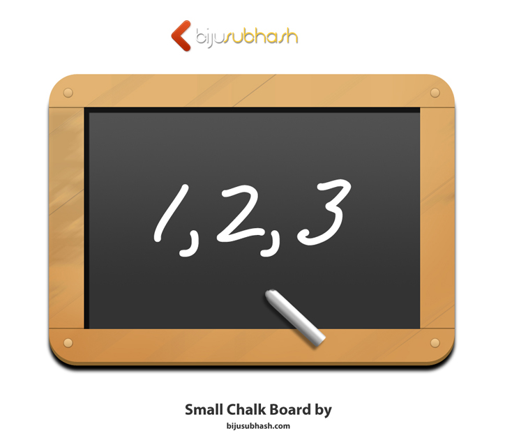 Http Www Bijusubhash Com Small Chalk Board Icon Psd