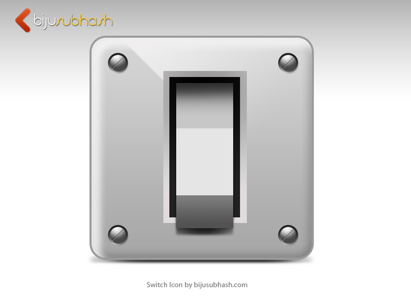 Switch Icon (PSD)