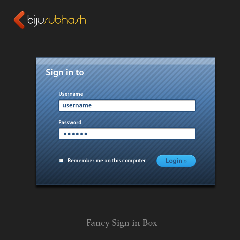 Sign in to photos sign in sign up page ui elements by for All visitors must sign in template