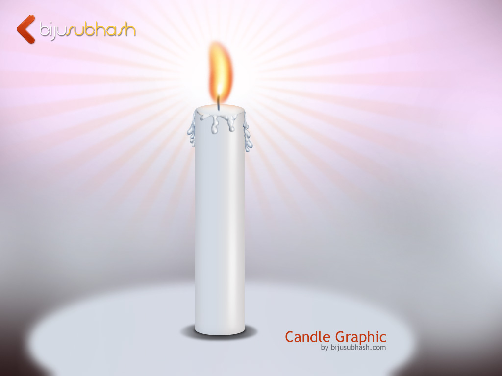 candle_graphic psd