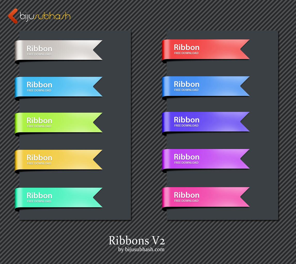 Ribbons v2