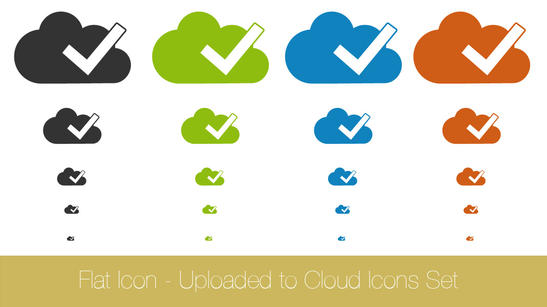 flat-icons-uploaded-to-cloud
