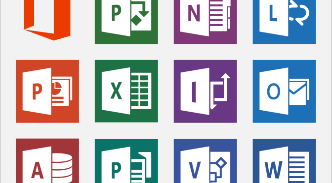 Microsoft Office 2013 Icons by Carlosjj
